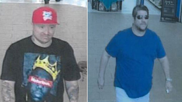Images of the suspects (credit: Denver Police Department)