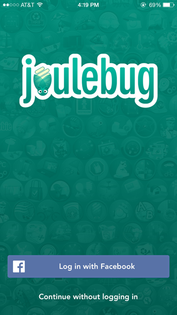 Joulebug (Photo Credit: Joulebug/Apple App Store)