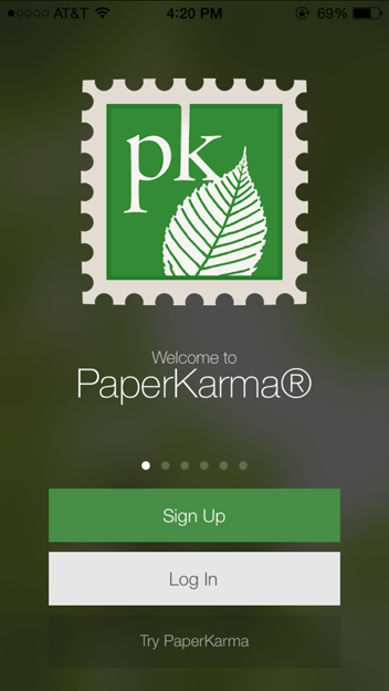Paper Karma (Photo Credit: Paper Karma/Apple App Store)