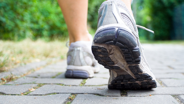 Walking (Photo Credit: Thinkstock)