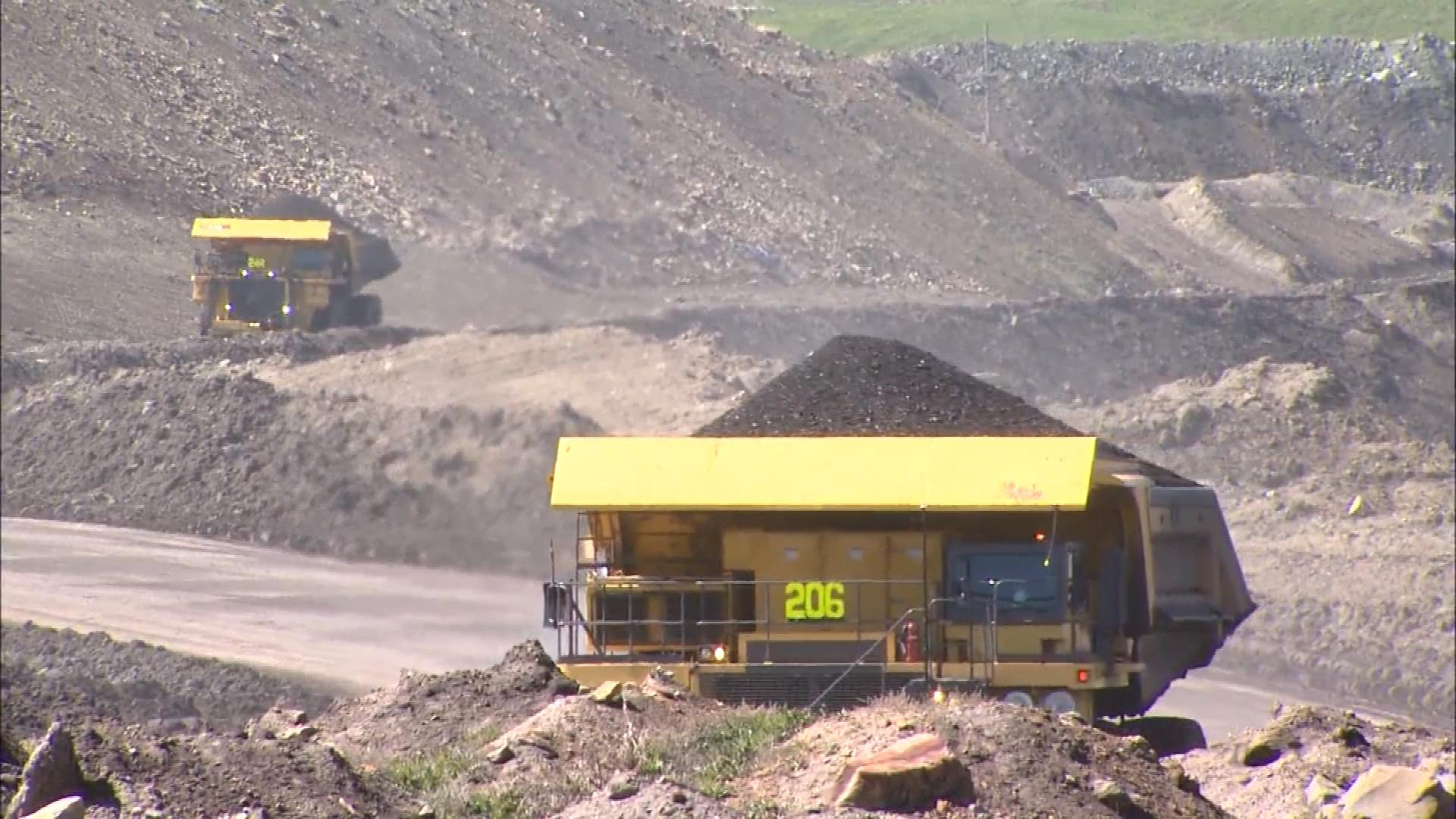 The Colowyo Mine (credit: CBS)