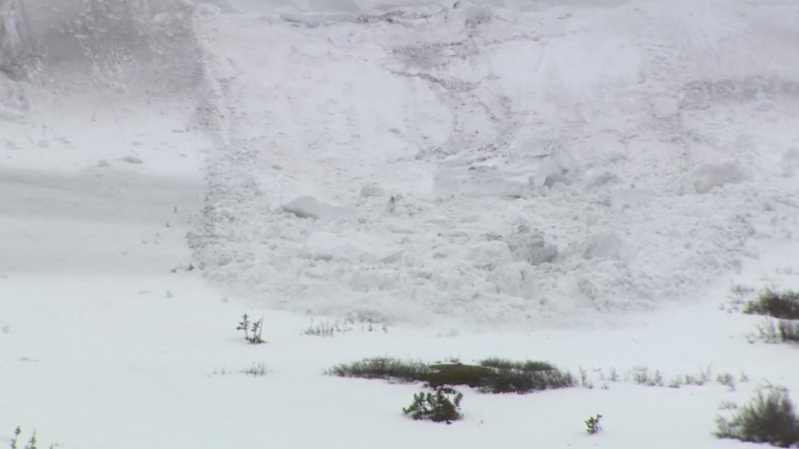 Avalanche mitigation on Independence Pass (credit: CBS)