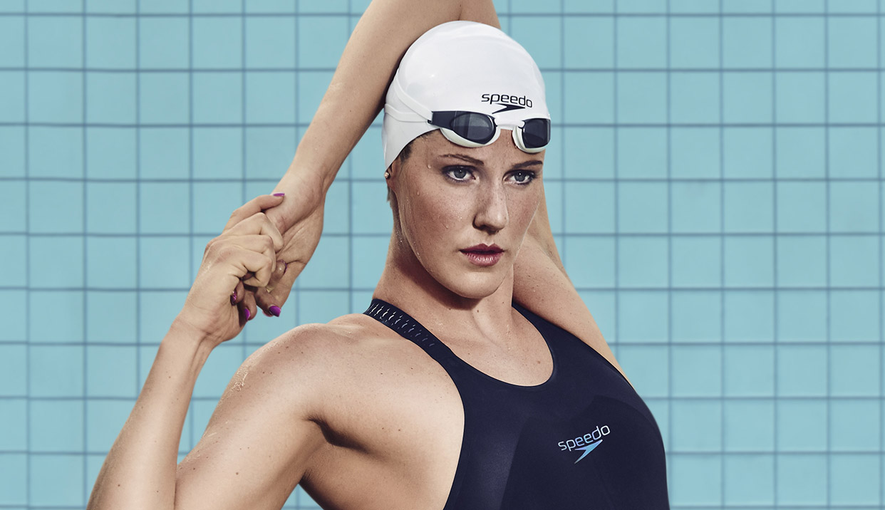 Missy Franklin (credit: Speedo)
