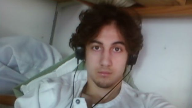 Dzhokhar Tsarnaev (credit: U.S. Attorney's Office)