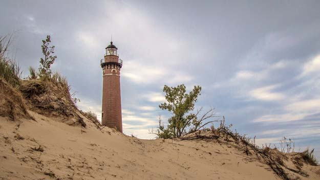 Silver Lake State Park, Michigan, Sand Dunes, Michigan Beaches