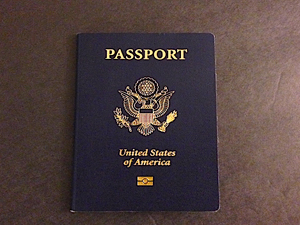 U.S. Passport (credit: Randy Yagi)