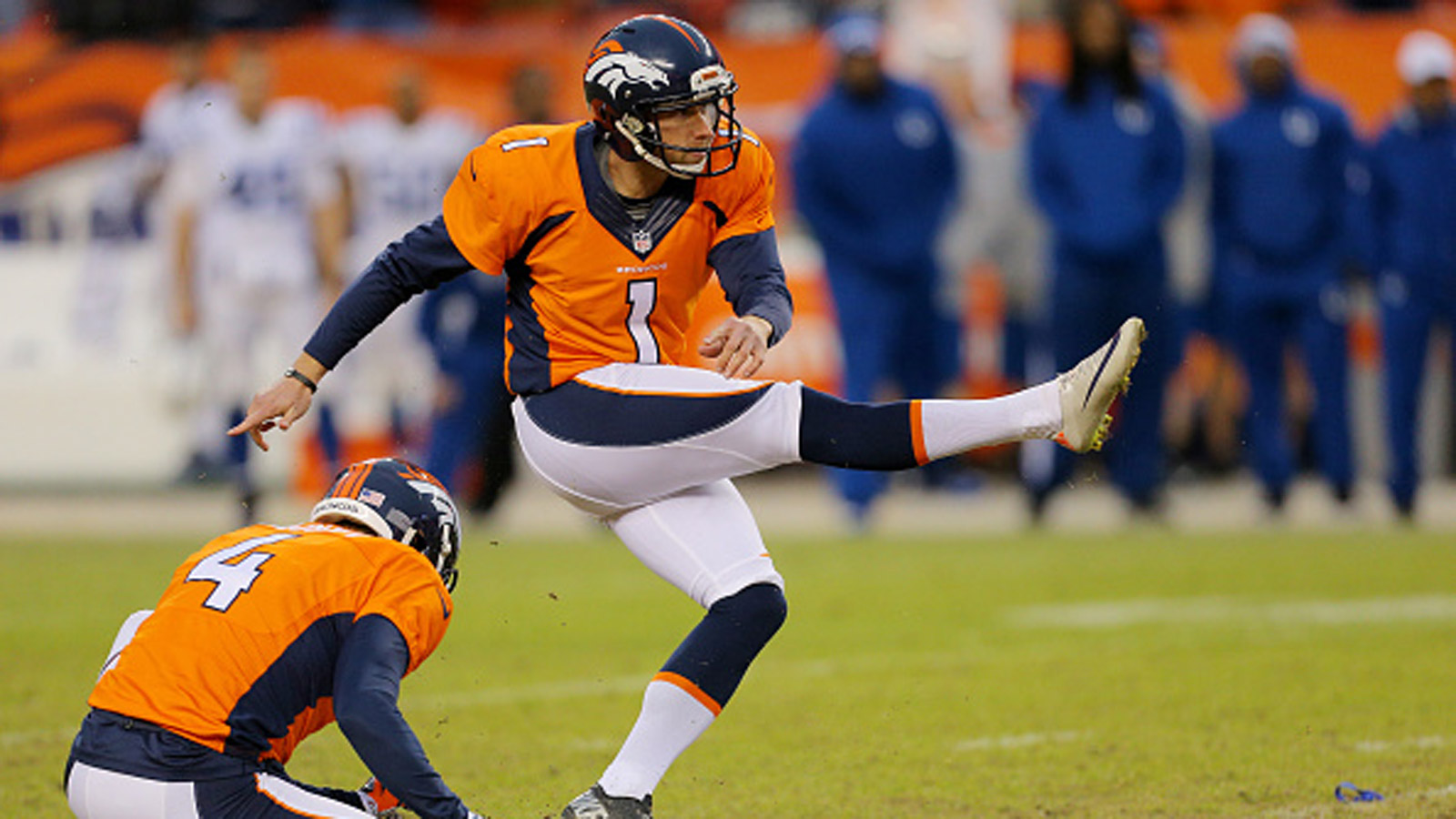 Connor Barth (Photo by Justin Edmonds/Getty Images)