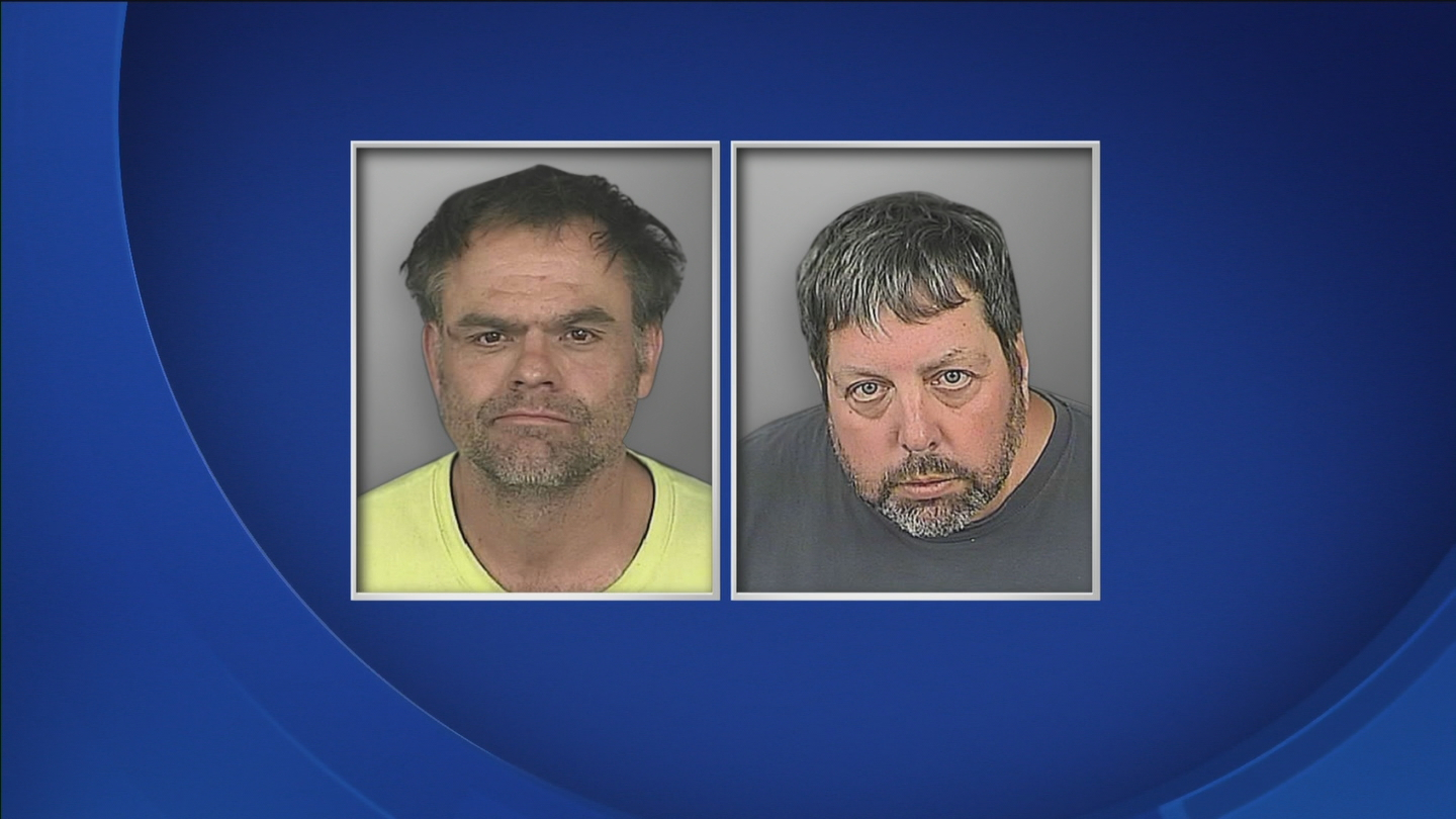 Eric Brandt left, Mark Iannicelli right (credit: Denver District Attorney's Office)