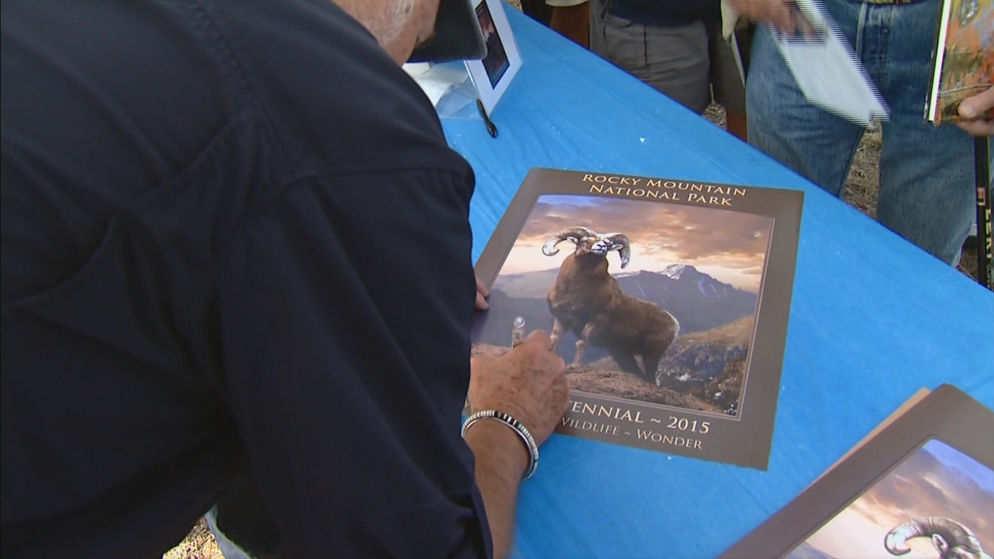 Rocky Mountain National Park 100th Anniversary (credit: CBS)