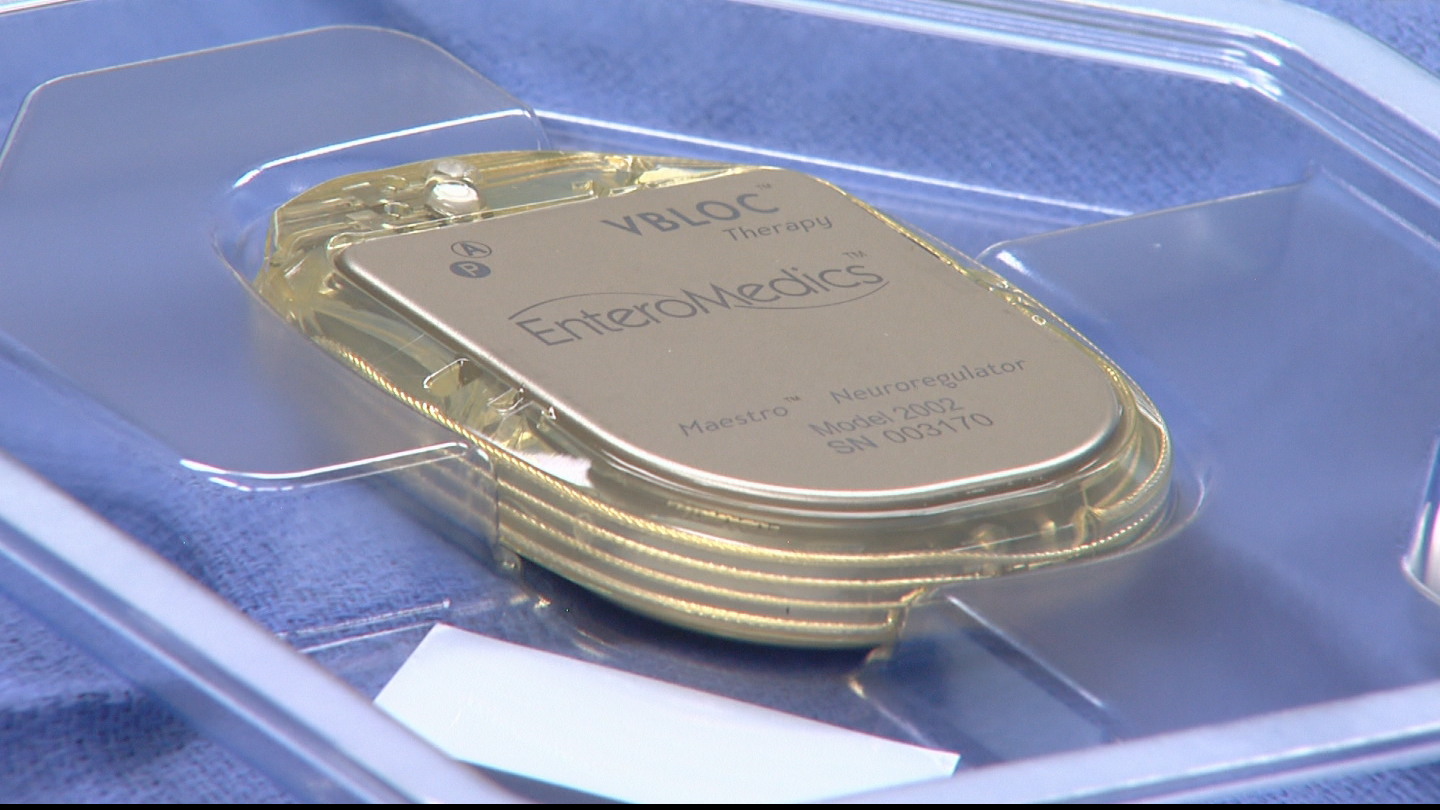 The vBloc device (credit: CBS)