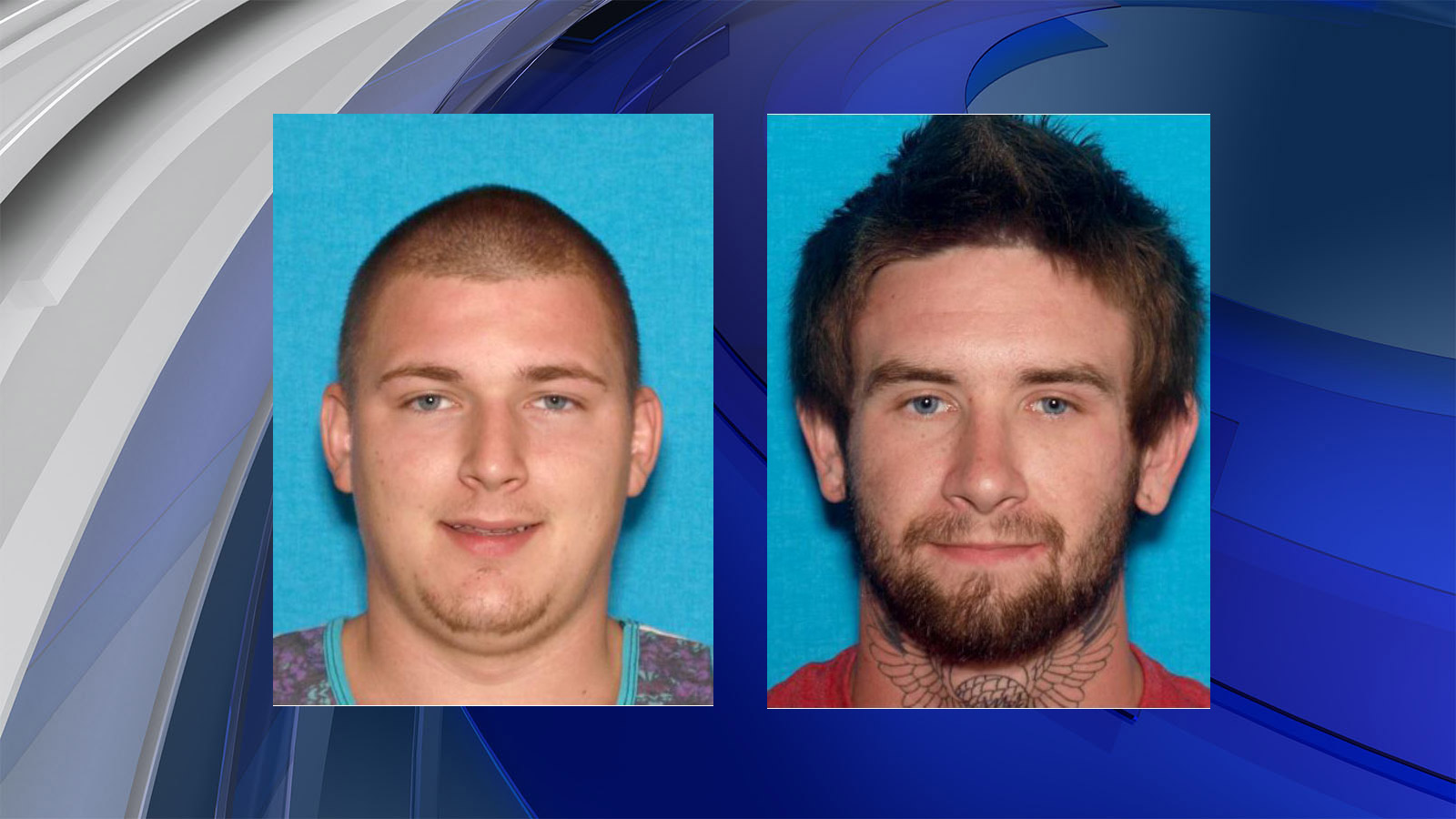 Joshua Foster and Zachary Moore (credit: Weld County Sheriff's Office)