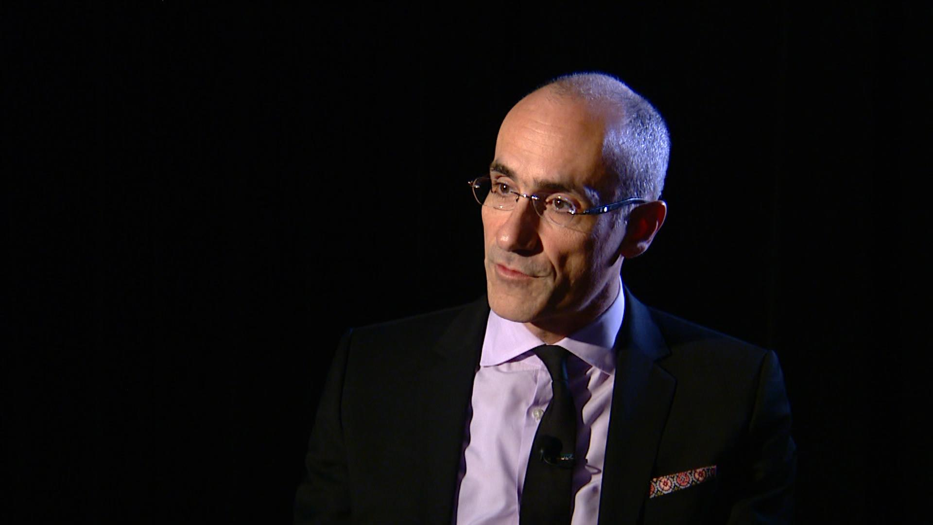 Arthur Brooks (credit: CBS)