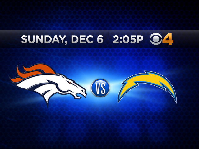 Broncos Chargers