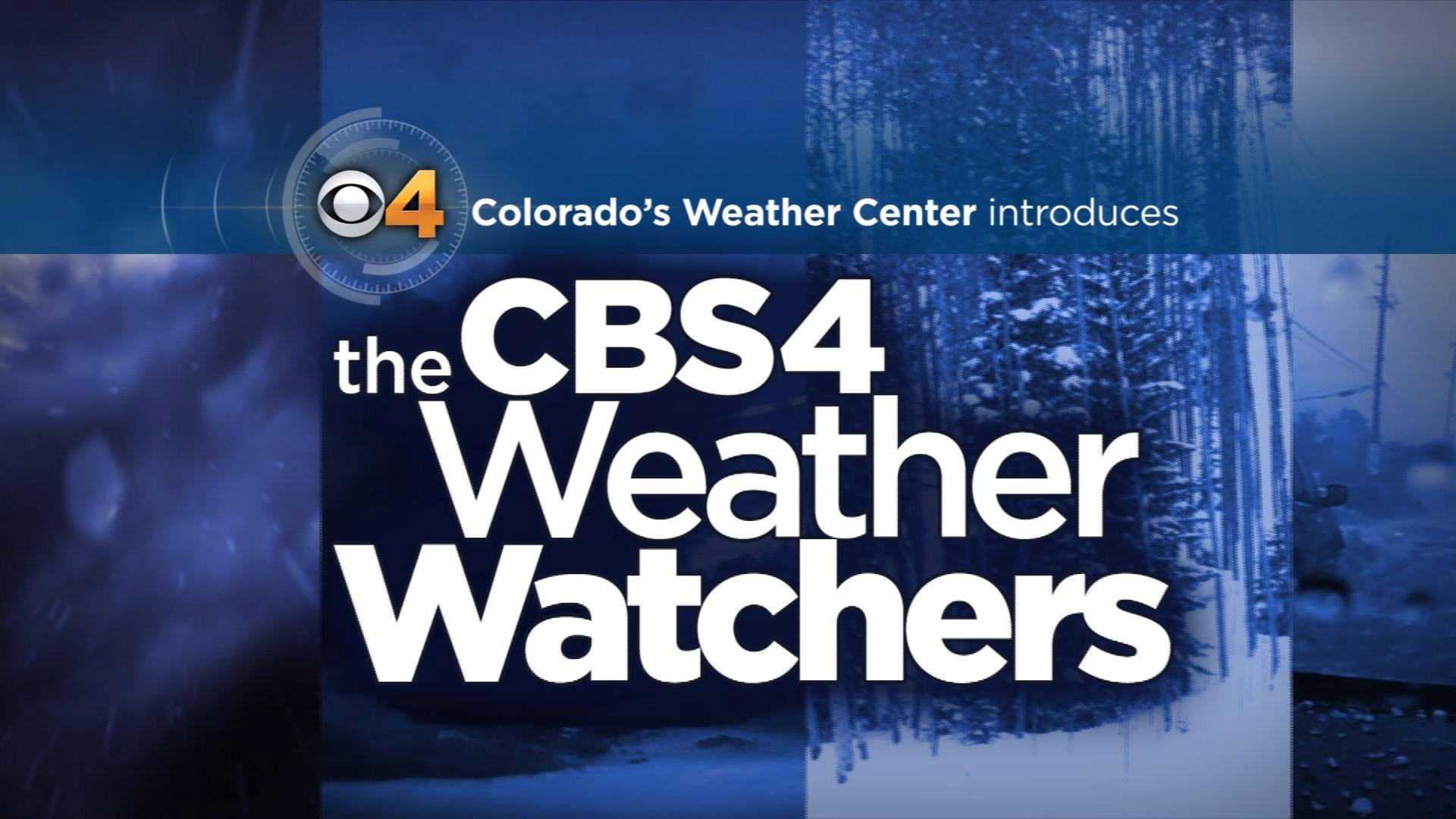 CBS4 Weather Special