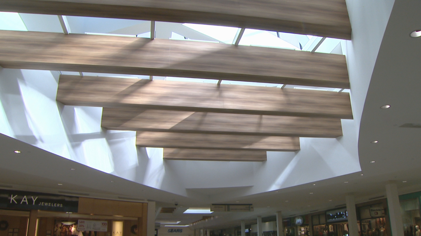 The Southwest Plaza (credit: CBS)