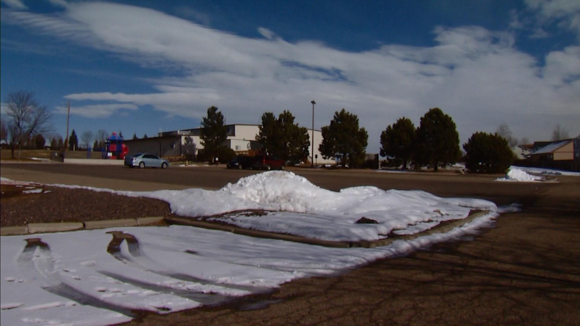 Calvary Church property in Broomfield (credit: CBS)