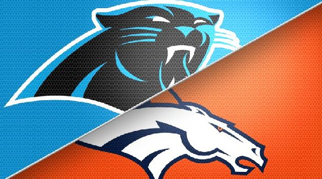 Carolina Panthers Denver Broncos Logo