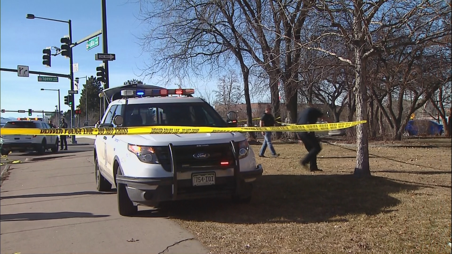 Denver Fire Chief Eric Tade was stabbed on Tuesday (credit: CBS)