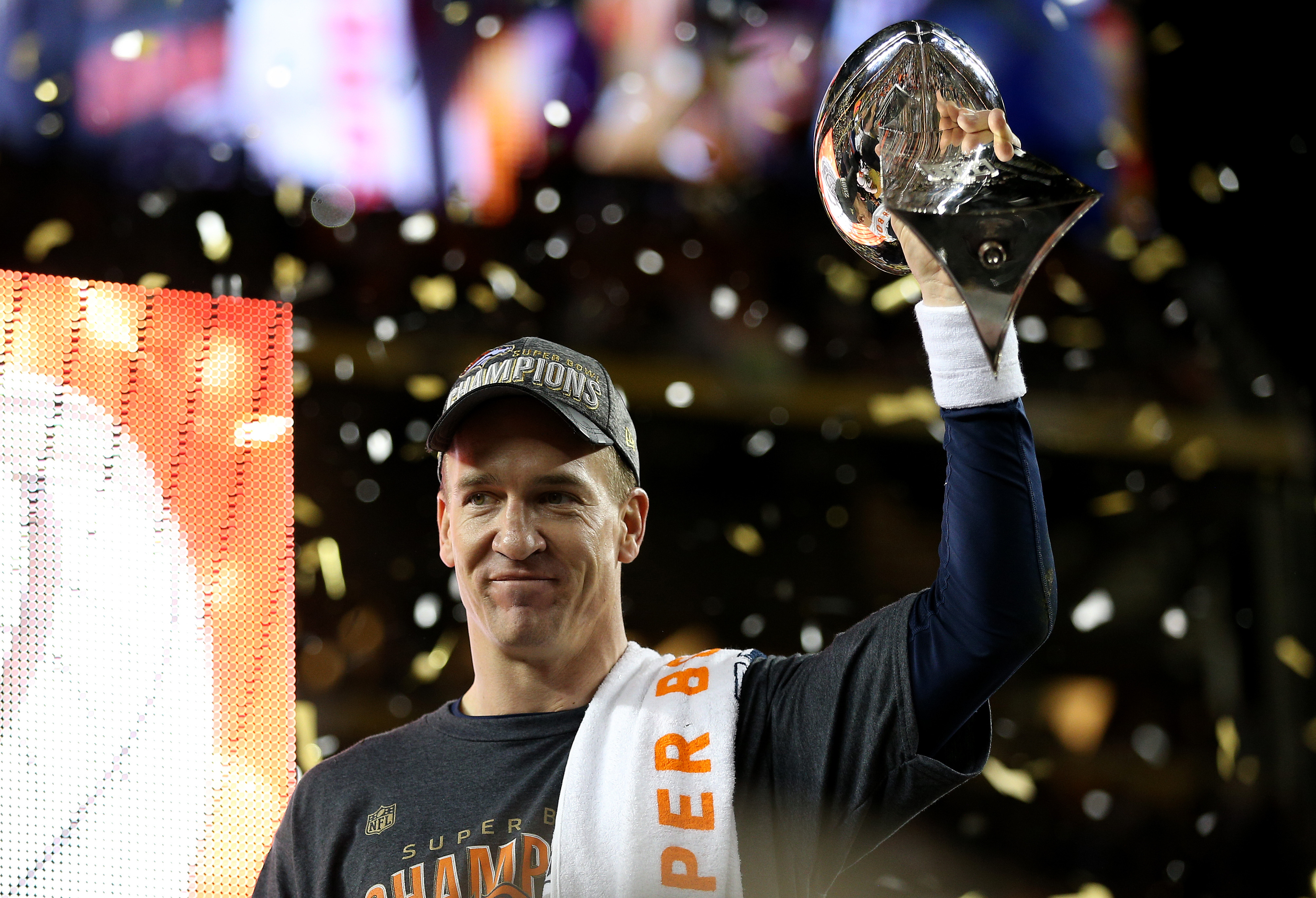 Peyton Manning Wins 2nd Super Bowl