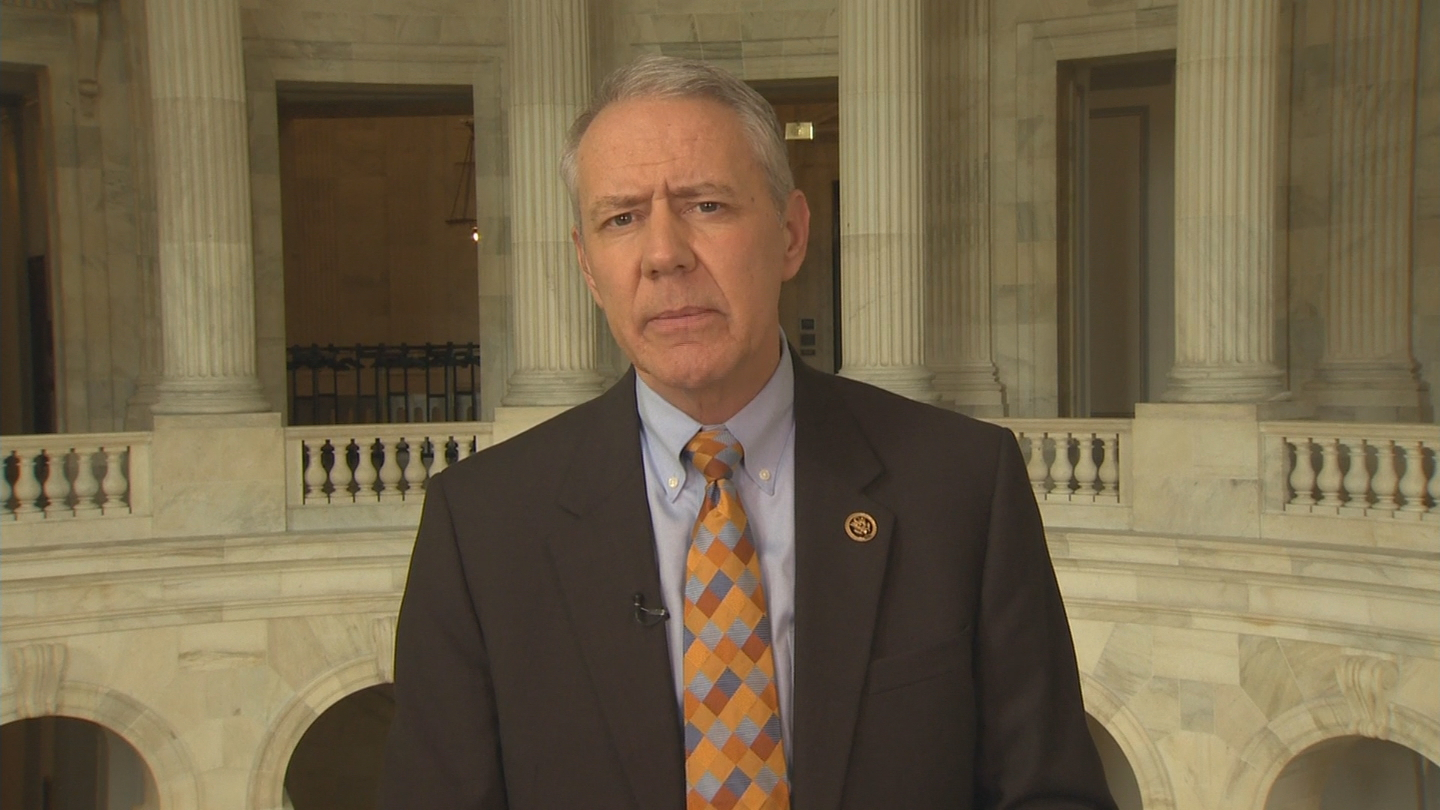 Rep. Ken Buck (R) Colorado (credit: CBS)