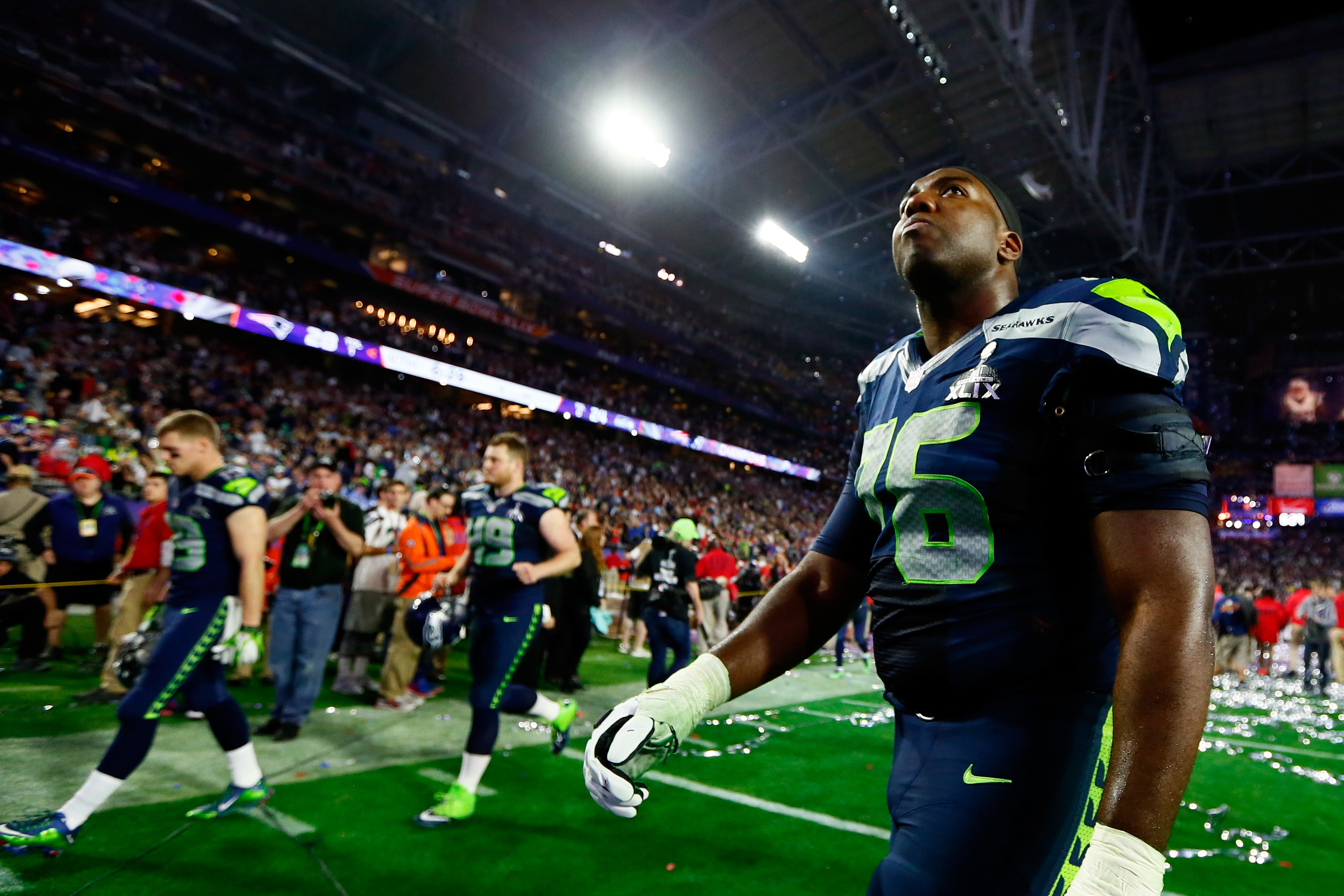 Russell Okung (Photo by Kevin C. Cox/Getty Images)