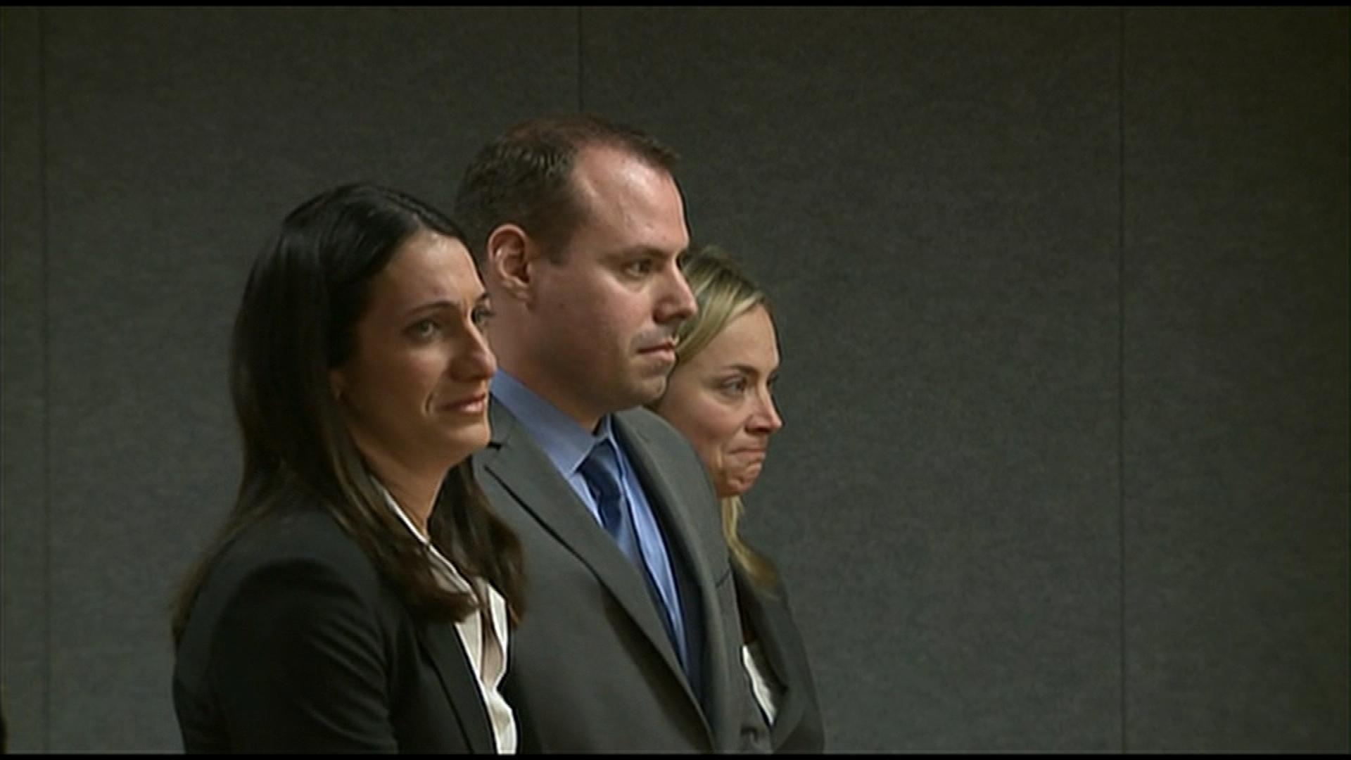 Tom Fallis in court (credit: CBS)