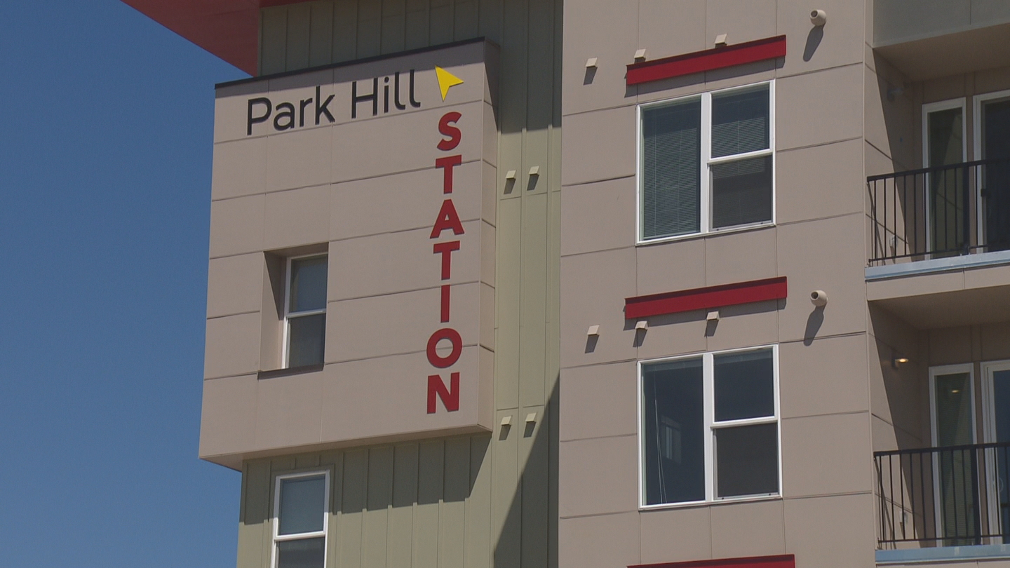 Park Hill Station (credit: CBS)
