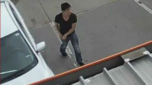 An image of the peson of interest (credit: El Paso County Sheriff's Office)