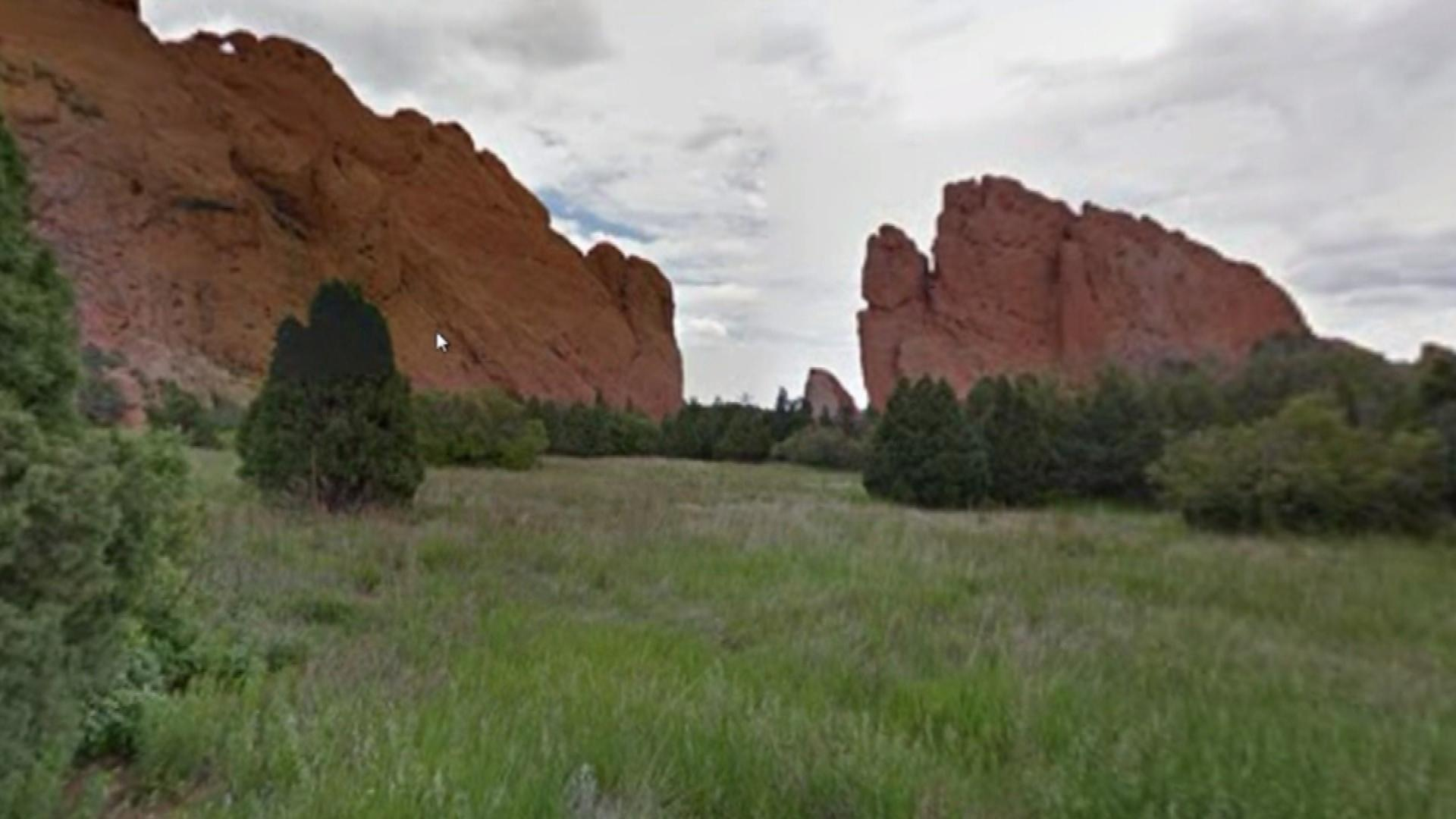 Garden of the Gods (credit: Google Maps)