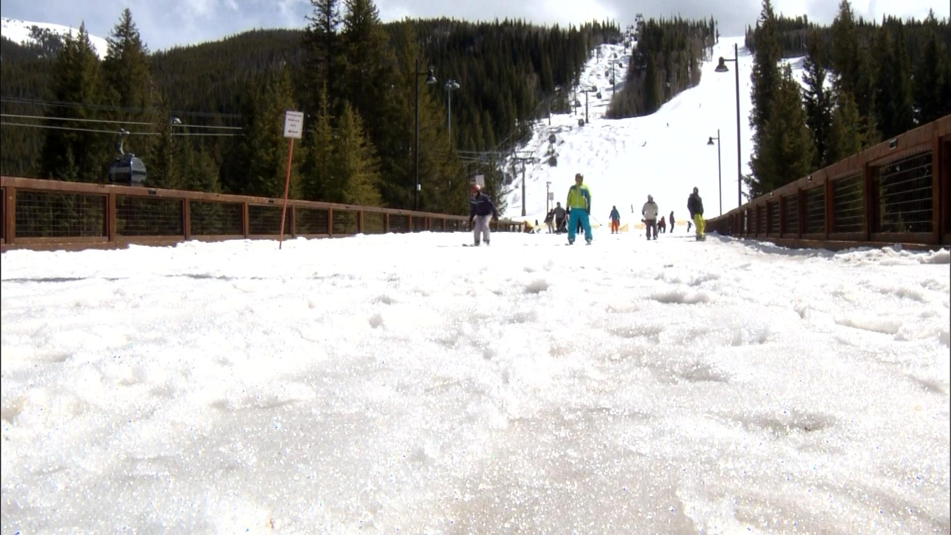 Keystone on Sunday (credit: CBS)
