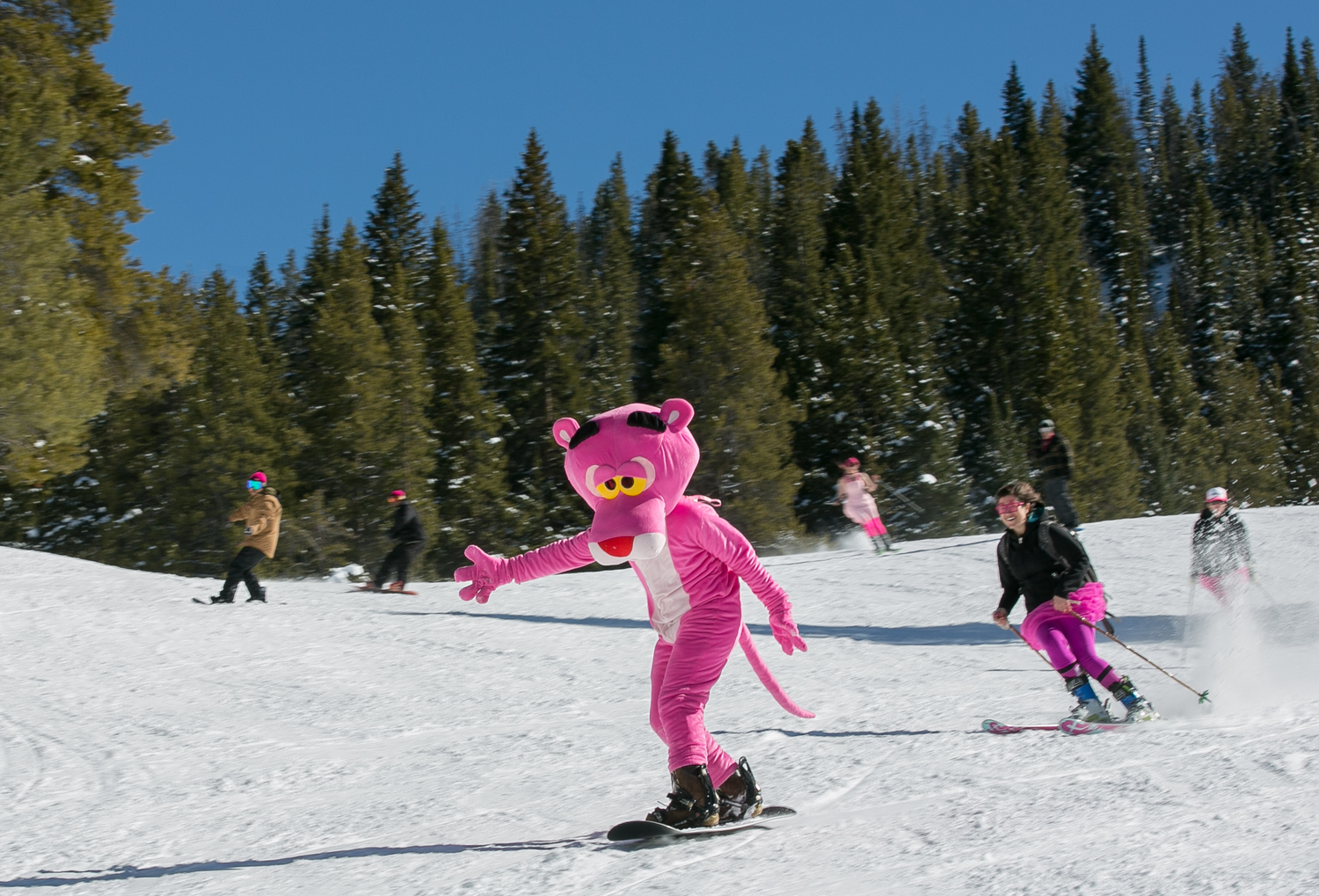 Pink Vail Raises Money For The Shaw Regional Cancer Center