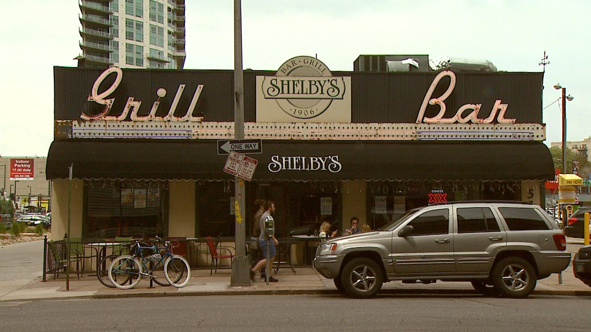 Shelby's Bar and Grill (credit: CBS)