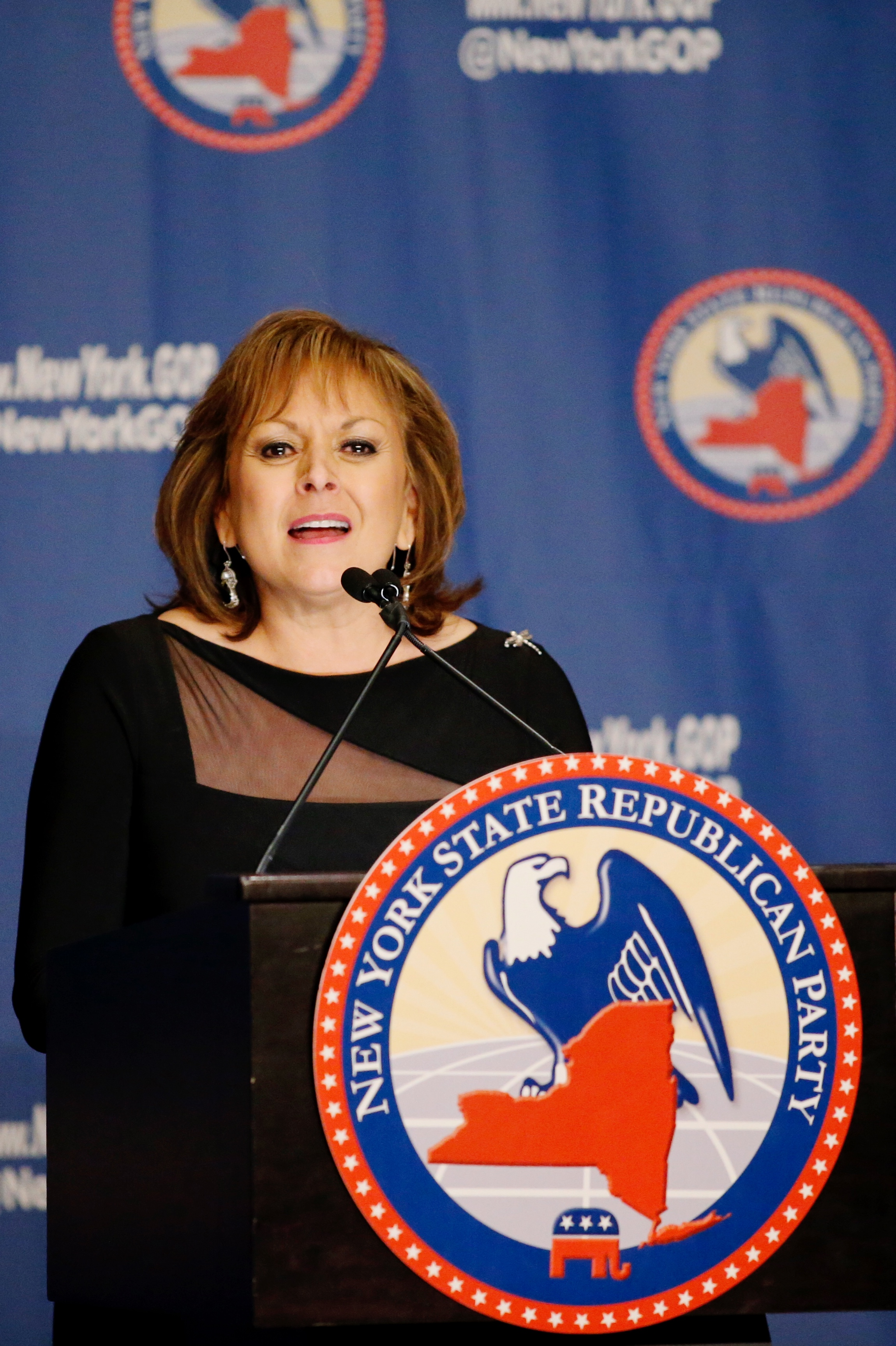 New Mexico Gov. Susana Martinez (credit: Eduardo Munoz Alvarez/Getty Images)