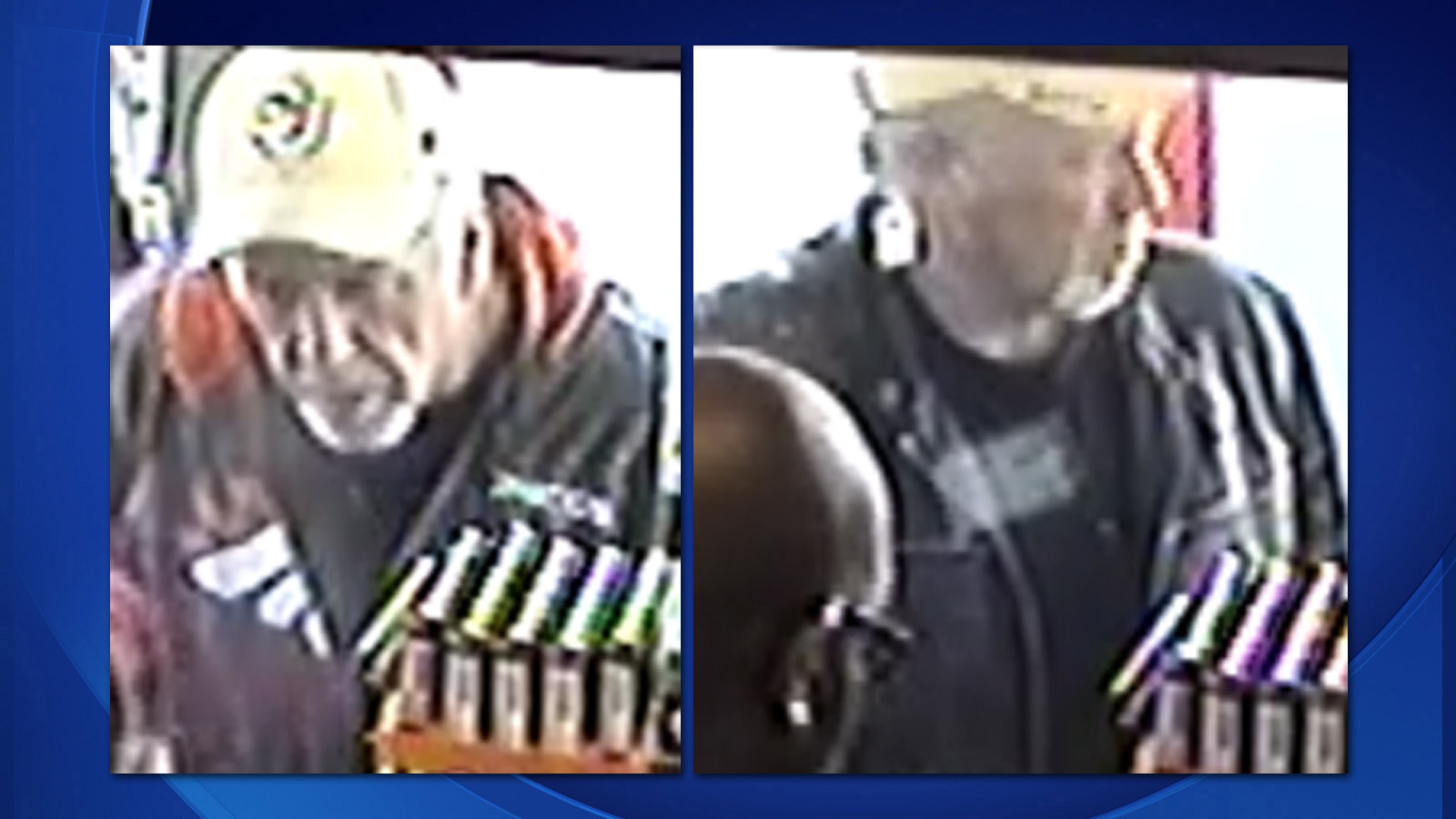 Pictures of the mail theft, fraud suspect (credit: Arapahoe County)