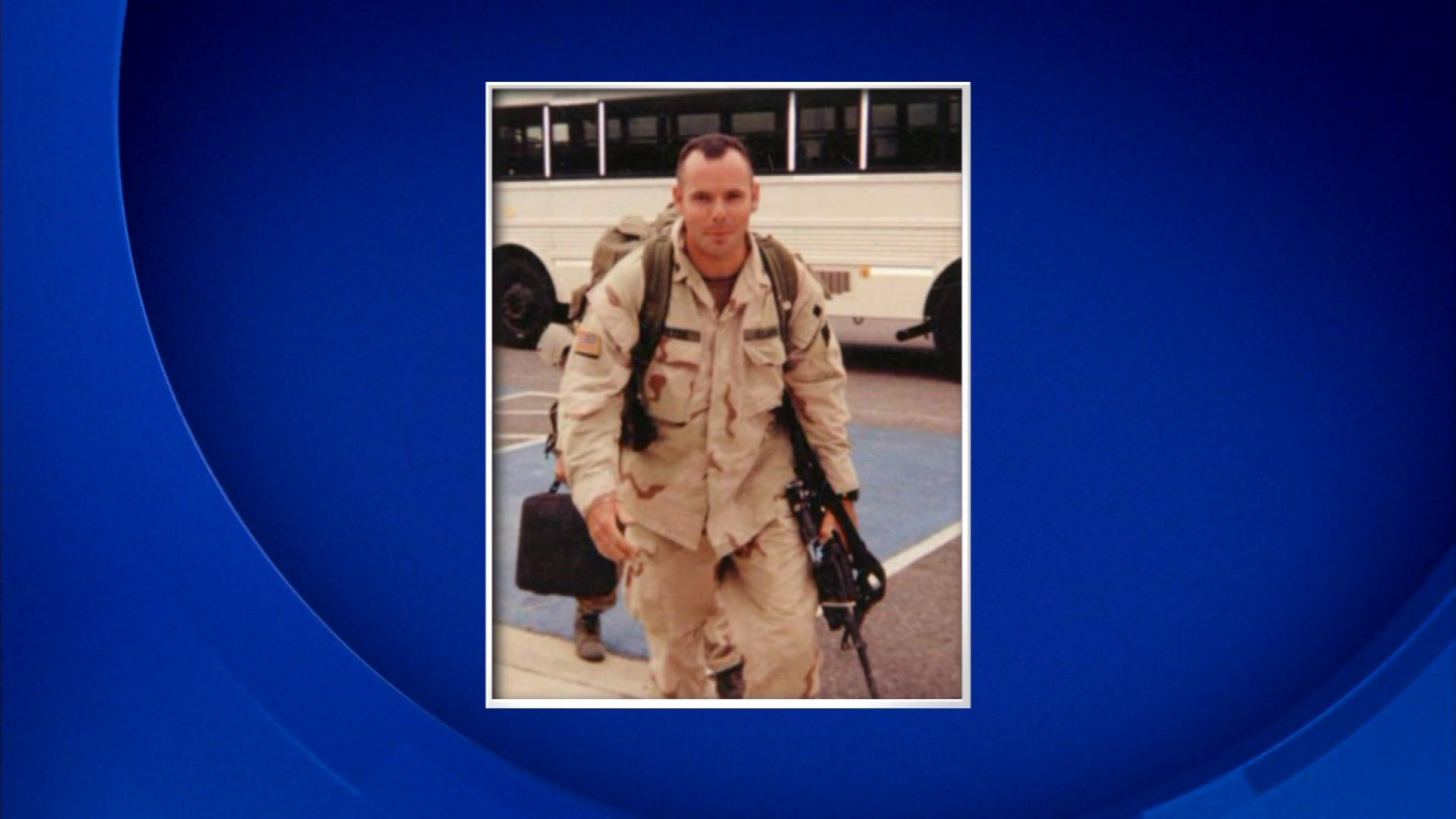 U.S. Army Cpt. Russell Rippetoe (credit: CBS)