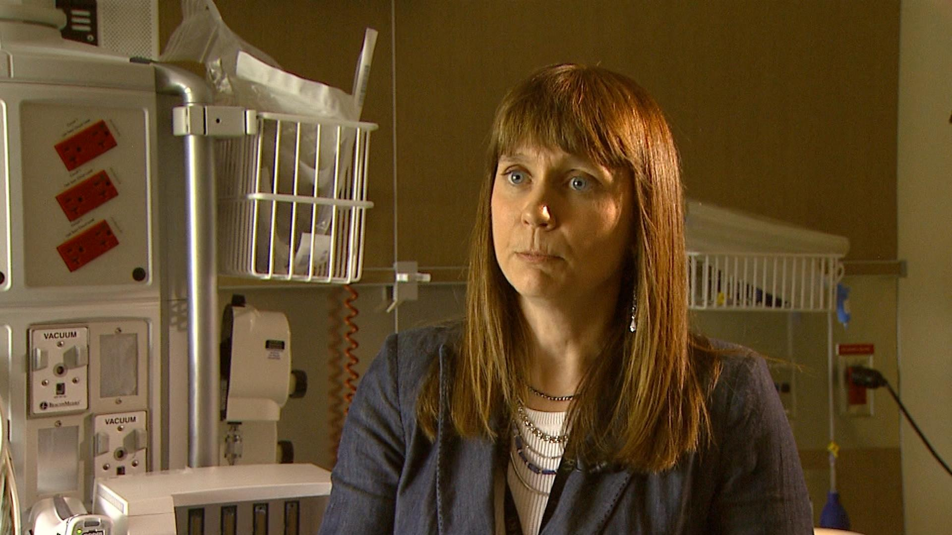 Meredith Mealer, PhD and Assistant Professor in the University of Colorado School of Medicine Department of Physical Medicine and Rehabilitation (credit: CBS)