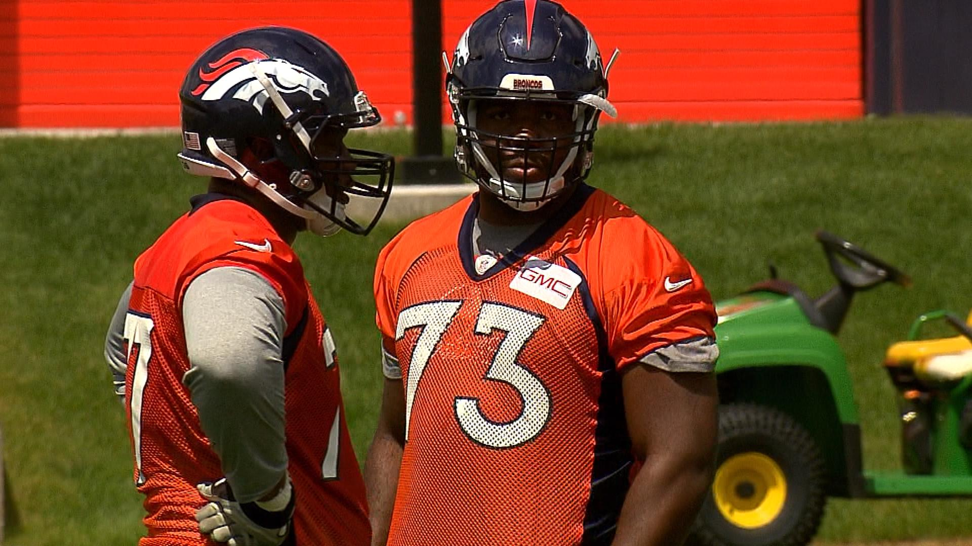 Russell Okung (credit: CBS)