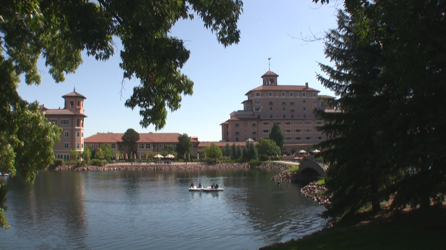 The Broadmoor (credit: CBS)