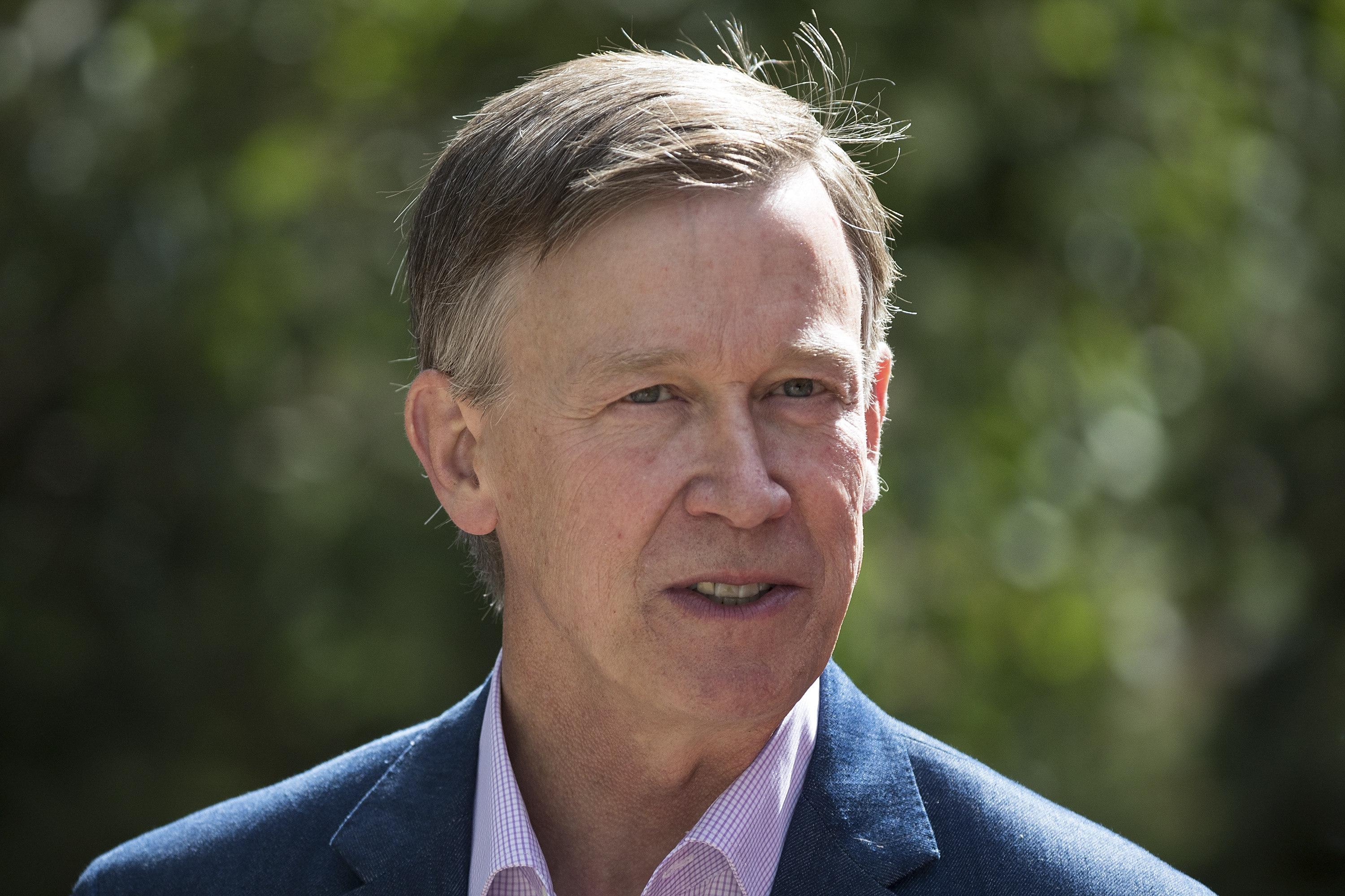 Gov. John Hickenlooper (credit: Drew Angerer/Getty Images)