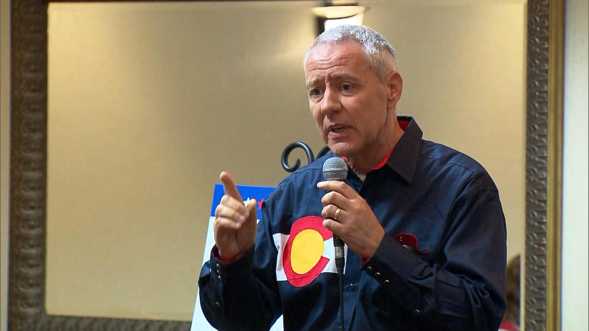 Rep. Ken Buck (credit: CBS)