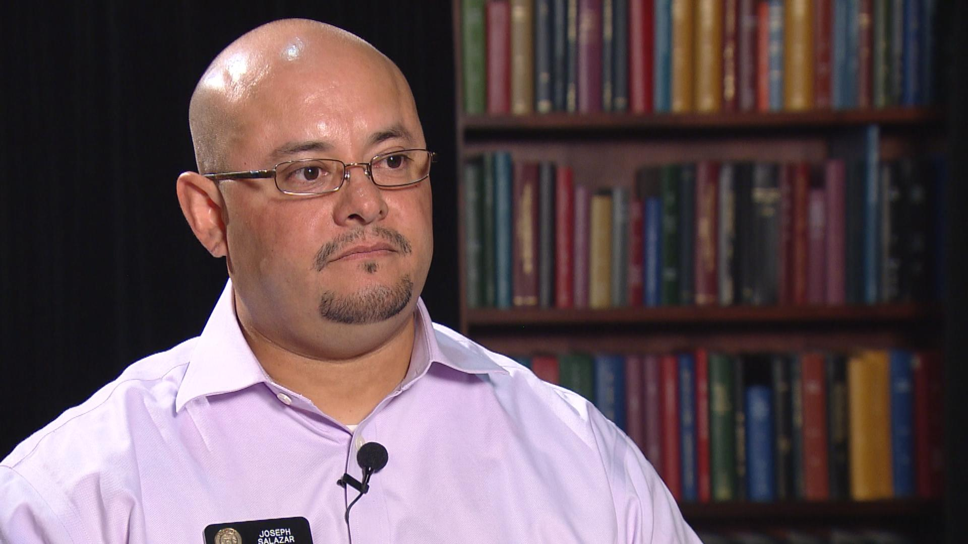 Rep. Joe Salazar (credit: CBS)