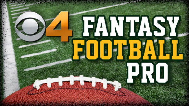 CBS4 Fantasy Football Pros