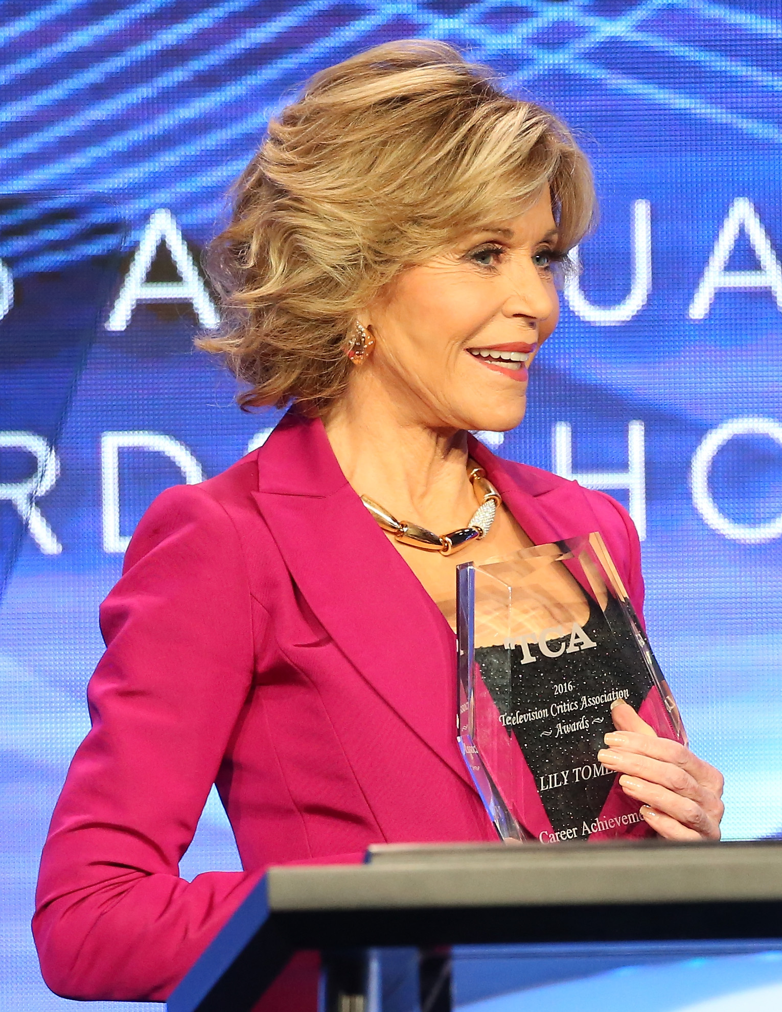 Jane Fonda (credit: Frederick M. Brown/Getty Images)