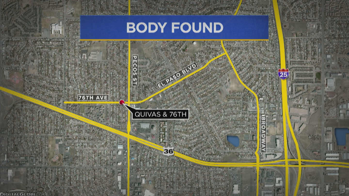 Body Found Quivas and 76th MAP