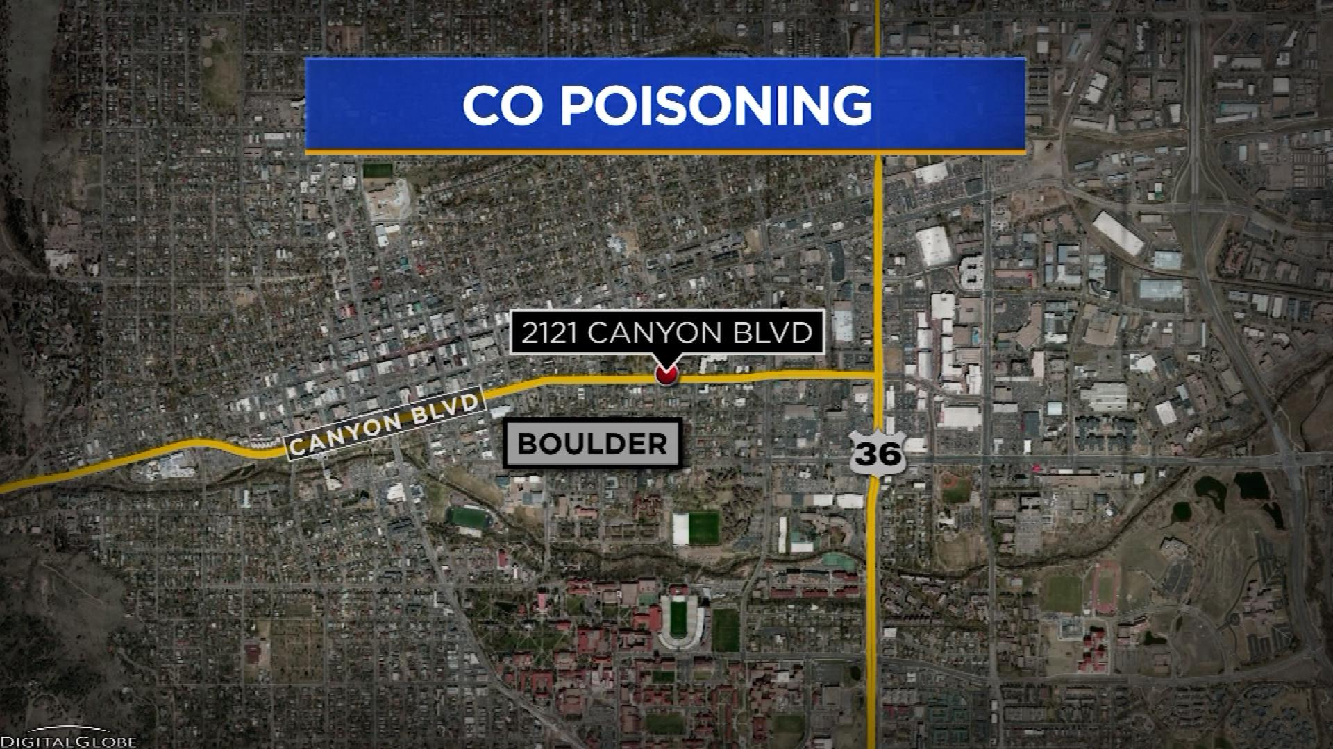 BOULDER CARBON MONOXIDE 5VO(MAP)
