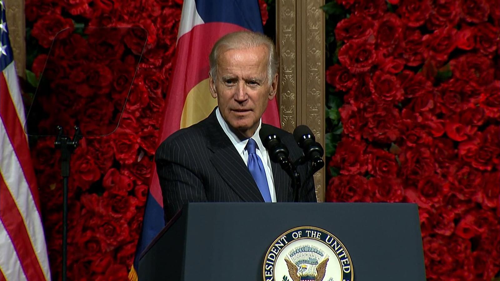 Joe Biden (credit: CBS)