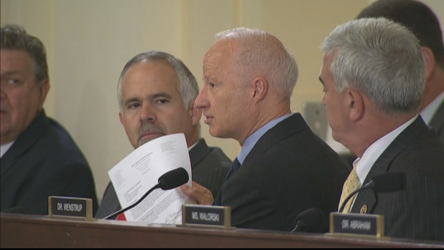 Rep. Mike Coffman (R) Colorado (credit: CBS)