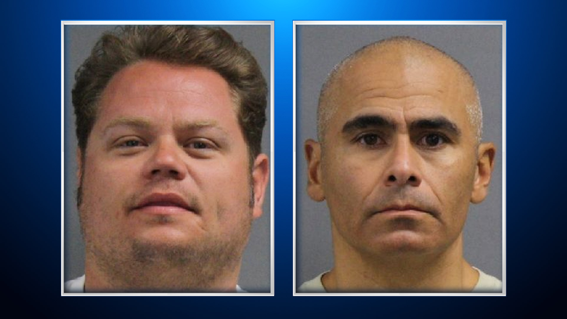 George Justin Howard and Raymond Joseph Soliz (credit: Summit County)