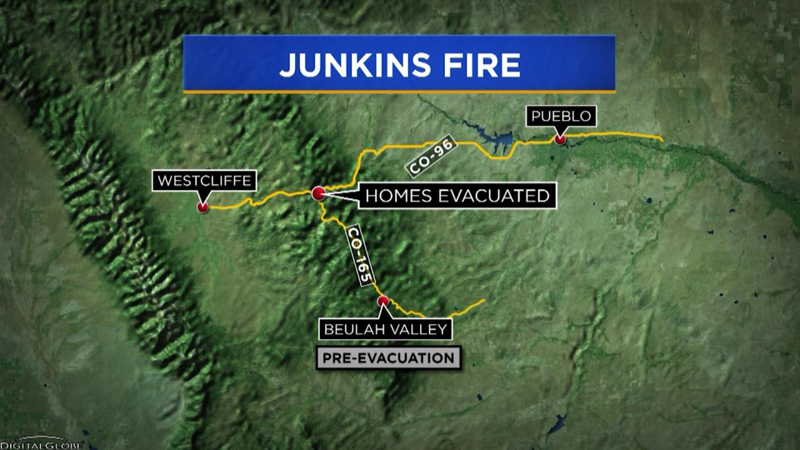 junkins-fire-map