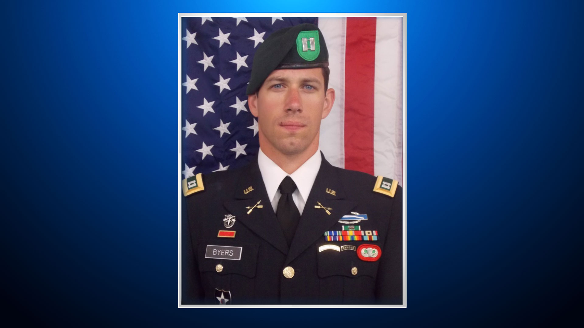 Capt. Andrew D. Byers (credit: Fort Carson)
